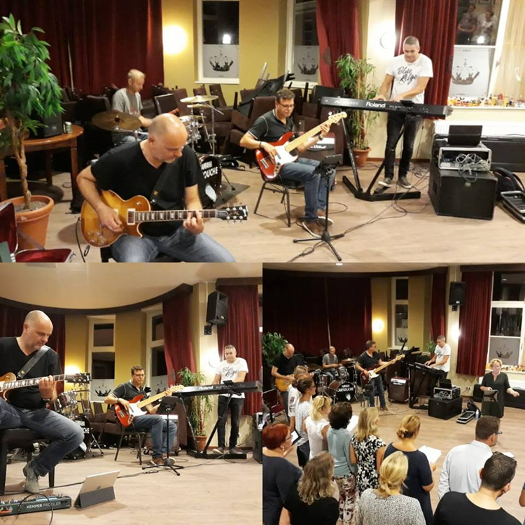 repetitie band